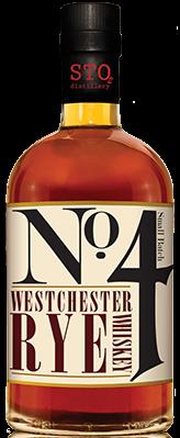 No. 4 Rye Whisky