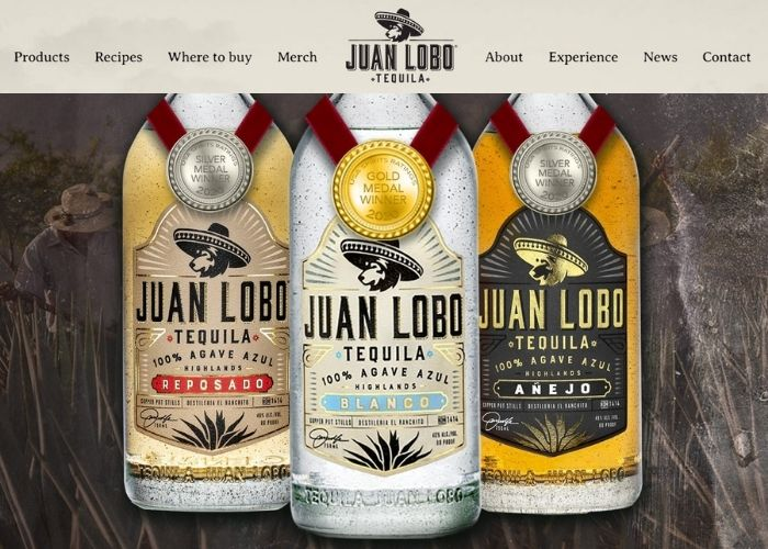 Juan Lobo Tequila Wins Gold & Silver Medals in the USA Spirits Ratings Awards!