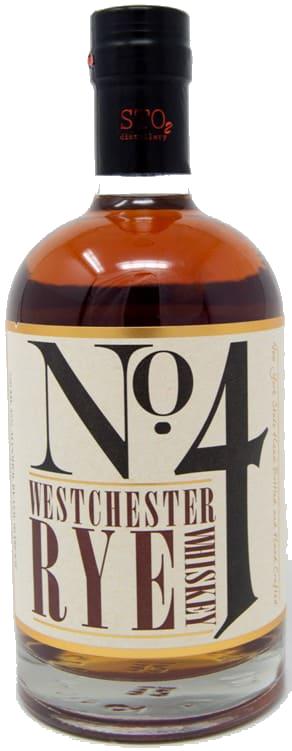 No.4 Rye Whisky