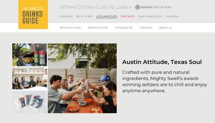 Austin Attitude Texas Soul
