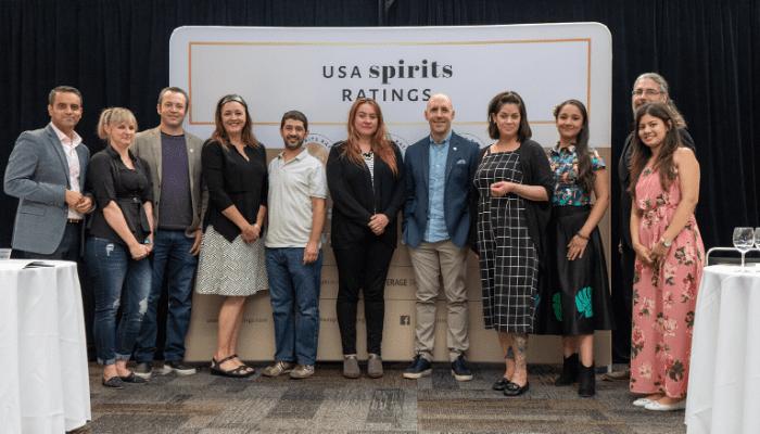 Judges of 2019 USA Spirits Ratings