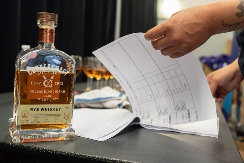 At the previous event of USA Spirits Ratings