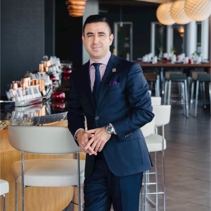 Orcun Turkay from Shaner Hotels