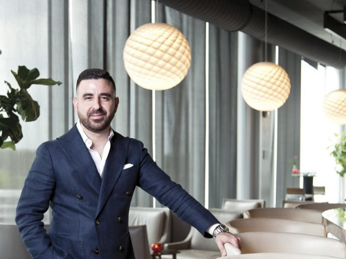 Orcun Turkay, Corporate Director of Food and Beverage for Shaner Hotel Group, 2021 USA Spirits Judge