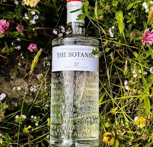 The Botanist also got the third highest score at the 2021 USA Spirits Ratings Winners