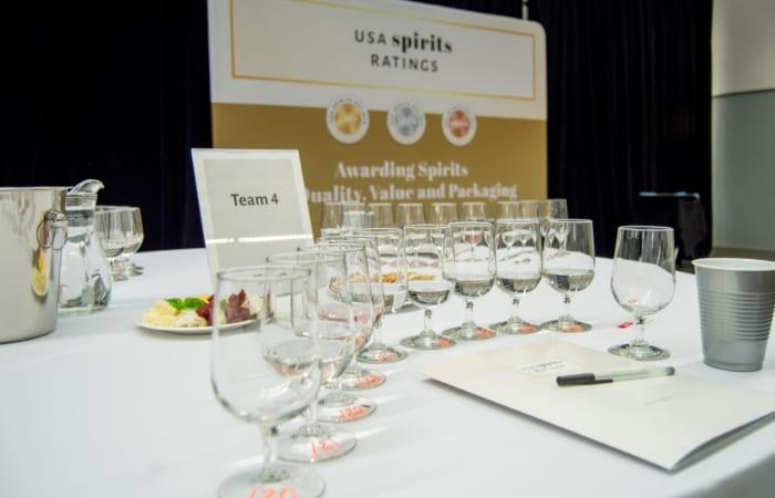 2018 USA Spirits Ratings