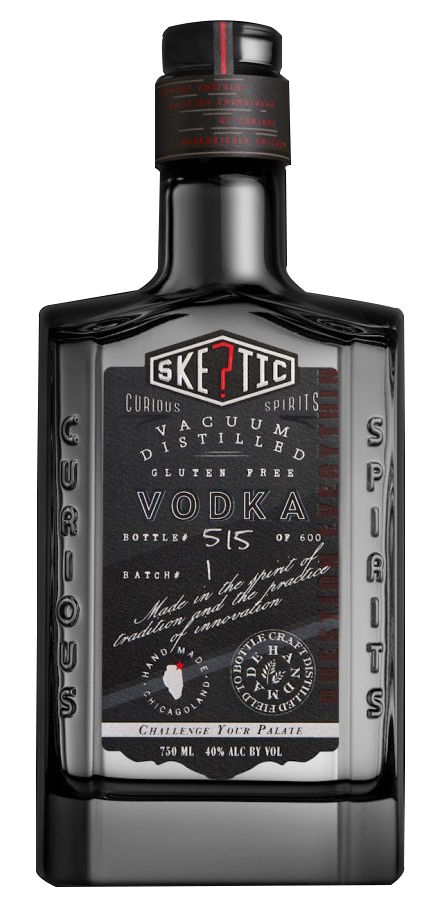 Skeptic vodka