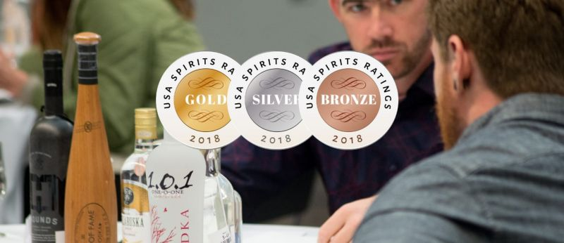 Photo for: Meet USA Spirits Ratings Vodka of the Year 2018