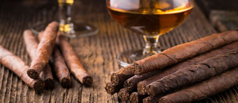 Photo for: Tips for Pairing Whiskeys With a Fine Cigar
